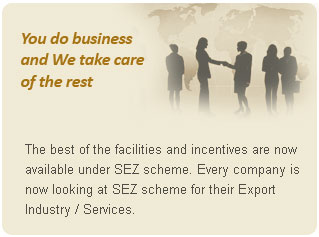 sez exemption from service tax